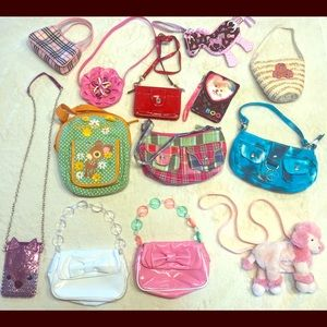 Other - Bag collection for the littlest purse addict!